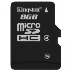 Накопитель Flash Memory Сard micro-SDHC  4  8G Kingston