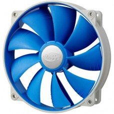 Вентилятор для корпуса Deepcool UF 140 140x140x25 4pin 18-27dB 700-1200rpm 167g anti-vibration