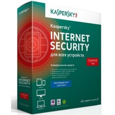 Антивирус Kaspersky Internet Security Multi-Device Russian Edition 2-Desktop 1 year