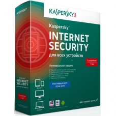 Антивирус Kaspersky Internet Security Multi-Device Russian Edition. 3-Desktop 1 year