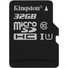 Накопитель Flash Memory Сard micro-SDHC 10 32Gb Kingston