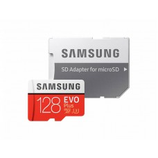 Накопитель Flash Memory Сard micro-SDXC 10 128Gb Samsung MB-MC128GA/RU EVO PLUS 2 + adapter