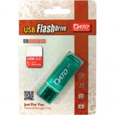 Накопитель Flash Disk_16Gb Dato DB8002U3 DB8002U3G-16G USB3.0 зеленый
