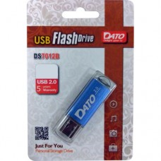 Накопитель Flash Disk_16Gb Dato DS7012 DS7012B-16G USB2.0 синий