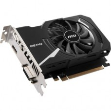 Видеокарта PCI-E GeForce GT1030 MSI 2048Mb (64bit) GDDR5 DDR4 1189/2100/HDMIx1/HDCP  (Retail)
